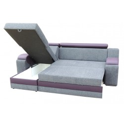 Sofa MODO - regulowane zagłówki